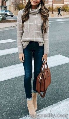 Perfect Winter Women Office Outfits To Update Your Work Wardrobe invern. - Perfect Winter Women Office Outfits To Update Your Work Wardrobe invernali Perfect Winter - Winter Outfits For Teen Girls, Winter Outfits Women, Winter Outfits For Work, Winter Fashion Outfits, Casual Fall Outfits, Fall Fashion Trends, Autumn Winter Fashion, Winter Clothes, Night Outfits
