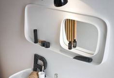 Rexa Design: Fonte mirror small
