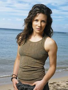 The 35 Hottest Evangeline Lilly Photos
