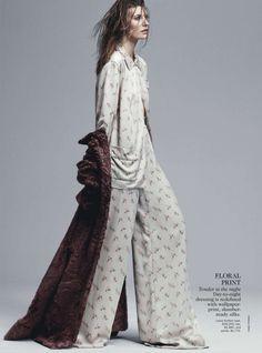 Valerija Kelava by Chad Pitman for Vogue Australia September 2013
