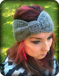 ALL SIZES Bow Bands by EternalLightShop on Etsy, $10.00
