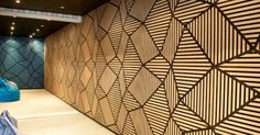 #TODesign - Formnation - Australian acoustic paneling for walls & ceilings via Jan L.J. - http://ift.tt/1PpkSZX