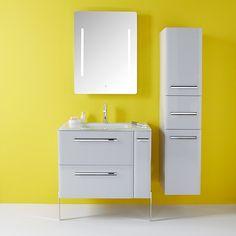 Miroir Clairant BluetoothR 60 X 80 Cm