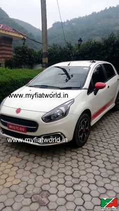 #Fiat #Abarth #Punto #Evo snapped inside and out – Spied -