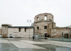 J.I. Linazasoro > 2004. Centro Cultural Escuelas Pías en Lavapiés, Madrid | HIC Arquitectura