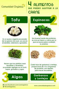 Guíate en el color de las verduras para tener una alimentación saludable http://www.comunidadorganica.com