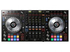 Pioneer DJ DDJ-SZ Serato DJ Professional DJ ControllerThe Pioneer DDJ-SZ is among the best and most versatile DJing tools out there. The DDJ SZ includes a host of features that are must-haves for club DJs, aspiring producers and professional recor. Dj Pro, Pioneer Dj Controller, Virtual Dj, Dj System, Audio System, Marshmello Dj, Dj Decks, Pioneer Ddj, Digital Dj