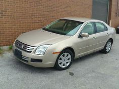2006 Ford Fusion Se Sedan **CERTIFIED AND ETESTED**  $4000  125,000km  647-858-8992.