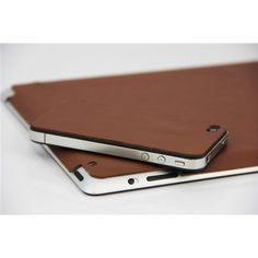 LEATHER SERIES WRAP/SKINS FOR IPAD 2
