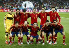Spain vs Italy // Euro 2012 // final soccer match // Olympic stadium in Kiev Spain Vs Italy, Euro 2012, Soccer Match, Finals, Olympics, Ronald Mcdonald, Christmas Sweaters, Mario, History