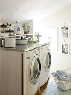 How to save time (and effort!) on your next load of laundry.