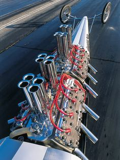 Double flat head rail. The combinations tried by the early pioneer dragster designers were amazing!! And Beautiful pieces of equipment.