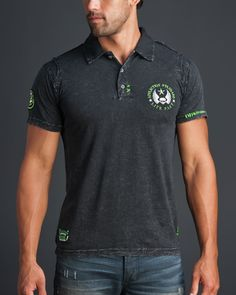 #affliction #polos #coloredshirts #afflictionclothing