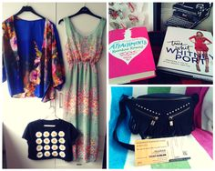 summer haul on the blog: www.theliterarychic.com