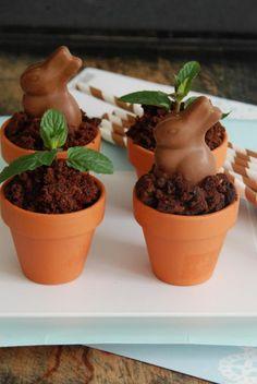 Liebesbotschaft: easter cupcakes + Gewinner