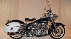 1961 Harley-Davidson FLH Duo Glide Streamline Style Saddle Bags presented as lot S204 at Las Vegas, NV