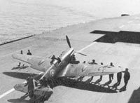 "7 March 1942- The first Supermarine Spitfires reaches Malta, when fifteen aircraft are flown off the United States Navy (USN) aircraft carrier USS Wasp. The first fighter squadron on Malta to re-equip with the Spitfire, No.249 Squadron, become operational on 10 March and is fully re-equipped by 17 March #British #Aviation ""Risky, difficult and awesome operation, after a hazardous flight often fighters were bombed as they arrived."" KB"