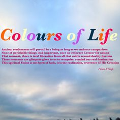Thoughts By Param : bringing colours in life
