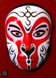 Monkey - Peking Opera Mask
