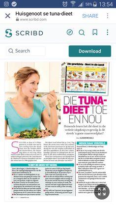 Tuna-dieet