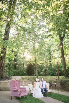 Historic shady lane wedding photographer - Historic Shady Lane greenhouse wedding - Maria Silva Goyo Photography