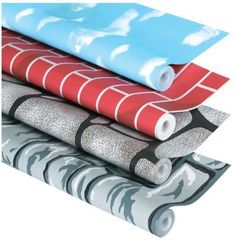 Fadeless Paper Rolls PRINTED Backgrounds 1218x3.6M & 15M sold by Castlehill Crafts