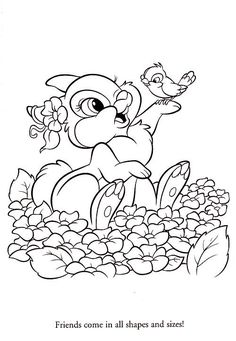 Disney Coloring Pages - http://designkids.info/disney-coloring-pages-2.html #designkids #coloringpages #kidsdesign #kids #design #coloring #page #room #kidsroom