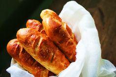 I Thee Cook: Soft Butter Pretzel Sticks (Auntie Anne's Pretzel's Copycat Recipe)