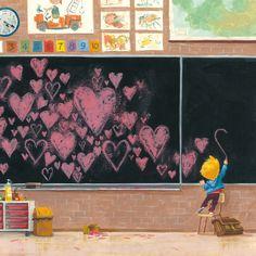 ArtStation - Mr. Luca childrensbook, Wouter Tulp