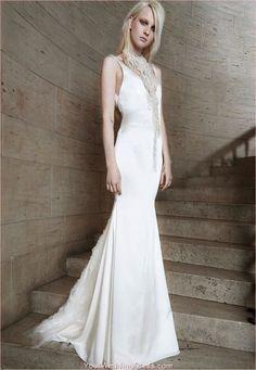 Fancy vera wang bridal spring dresses