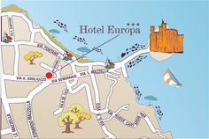 Dove siamo? Where are we?    Eccoci :)  Here we are :)     #ischiaponte