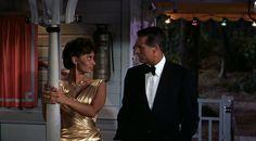 Sophia Loren & Cary Grant -Houseboat 1958