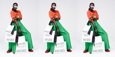 See What All You Will Find in KENZO x H&M Collection – Vogure
