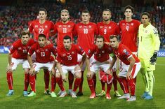 Swiss Muslim Players Star in Euro 2016 Juni, World Cup, Lineup, Fifa, Costa Rica, Austria, Muslim, Ronald Mcdonald, Portugal