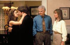 Father of the Bride (1991) - Steve Martin, Diane Keaton, George Newbern and Kimberly Williams-Paisley