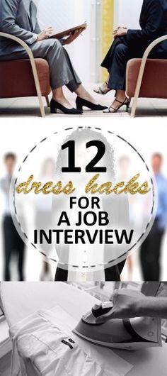 12-dress-hacks-for-a-job-interview
