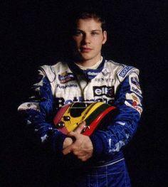 jacques villeneuve 1996 | Jacques Villeneuve en 1996. Une première saison exceptionnelle pour ...