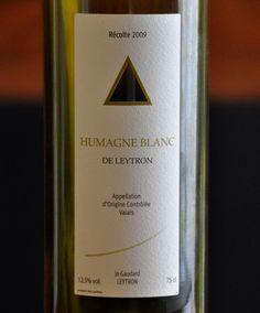 Humagne blanc  http://www.jogaudard-vins.ch/