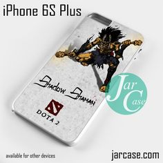 Dota 2 Shadow Shaman Phone case for iPhone 6S Plus and other iPhone devices