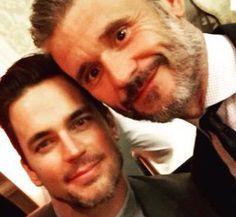 Matt Bomer and his Husband Simon Hall