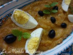 Slatat Kraa (Zucchinisalat) tunesisch