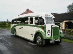 1940's Leyland Tiger Vintage Bus