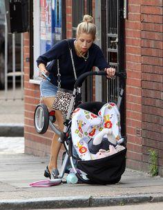 Peaches Geldof Drops Baby, Not Her Phone Call