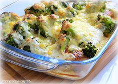 Rezepte mit Herz ♥: Putenschnitzel überbacken mit Brokkoli