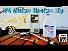 Cleaning The Rv Water Heater Tank With Vinegar Tip Solarpanels Solarenergy Solarpower Solargenerator Sola In 2020 Solar Energy Panels Solar Energy System Solar Energy