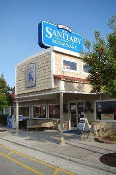 The Sanitary Restaurant, Morehead City