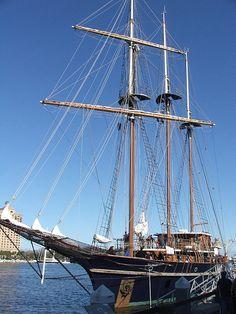 Pirate cruise from Chicago, Lake Michigan