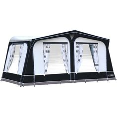 Cayman Traditional Touring Caravan Awning by CampTech – Quality Caravan Awnings