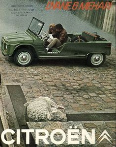 Citroën Mehari (1963-1987). Este auto se fabricó entre 1963 y 1987. No queda claro si fue un boogie, un arenero, una especie de Jeep todo terreno, un auto de carga, un descapotable o un multifunción adelantado a su tiempo. Fiel al espíritu de...