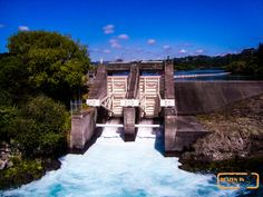 Floodgates at aratia